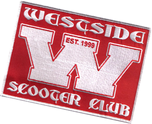 Logo: Westside Scootclub Patch